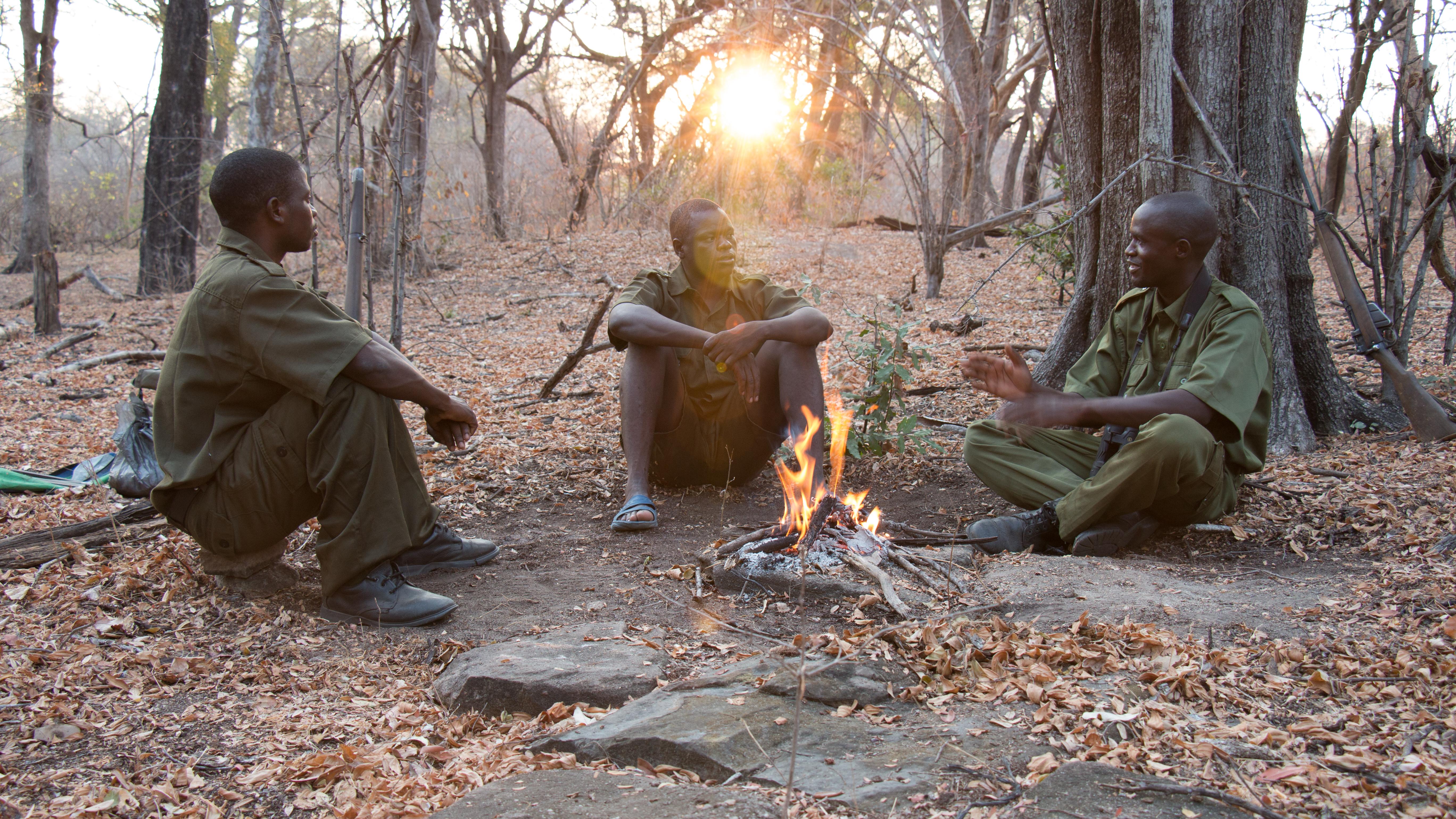 Custodians of Wilderness: The Zambezi Valley, Zimbabwe.
