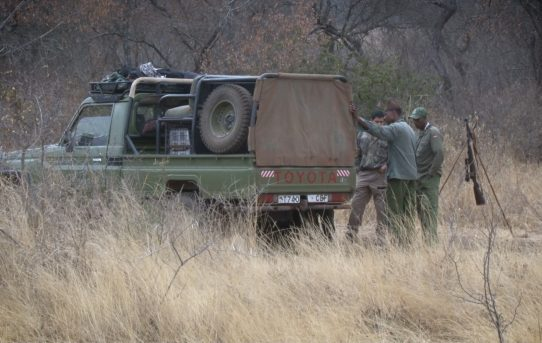Hunting and Tourism-Key Partners for Conservation by Dr. Chris Brown.