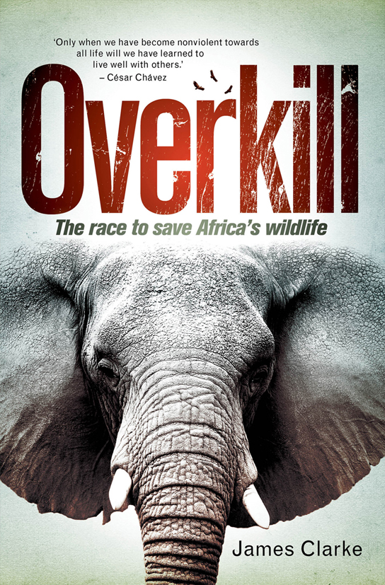 Book Review: Overkill by James Clarke.