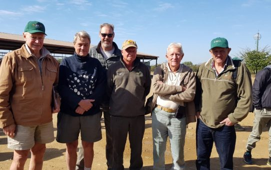 The Conservation Imperative Activities, August 2018. By Bugs Van Heerden.