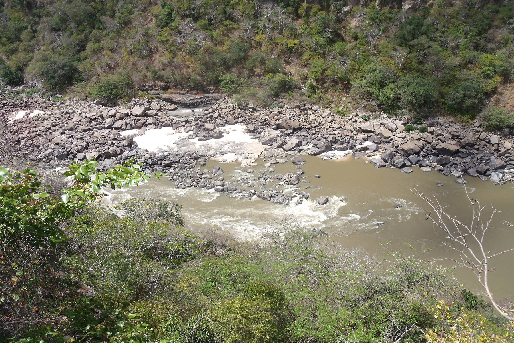 Tanzania's Selous Game Reserve in Trouble. Part 3: The Stiegler's Gorge Dam. By Dr. Rolf D. Baldus