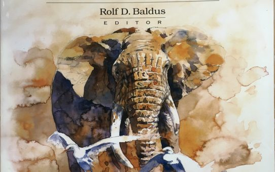 Book Review: Wild Heart of Africa. Edited by Dr. Rolf Baldus. By Gerhard Damm.